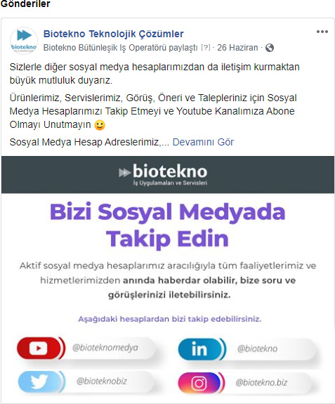facebook biotekno